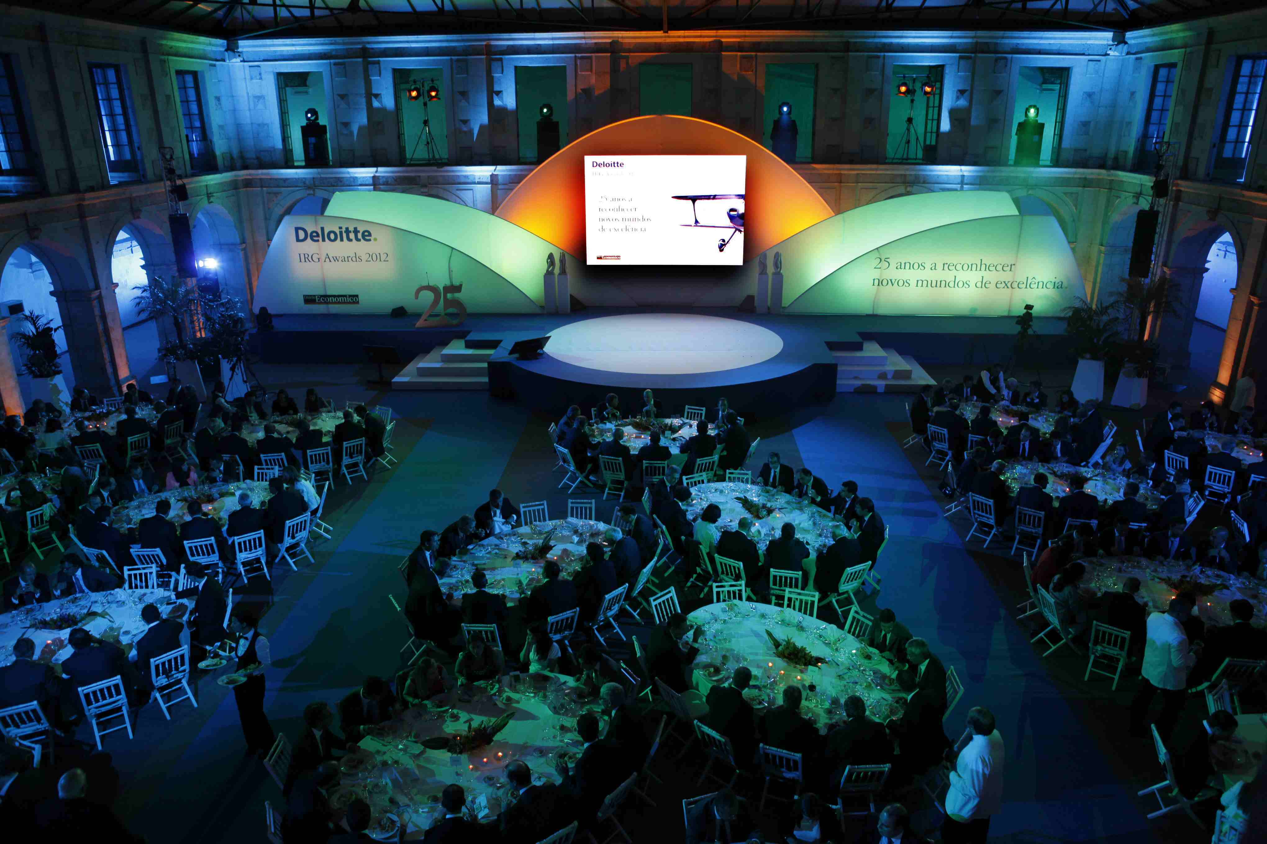 "Organization of the Gala ""Investor Relations and Governance Awards"